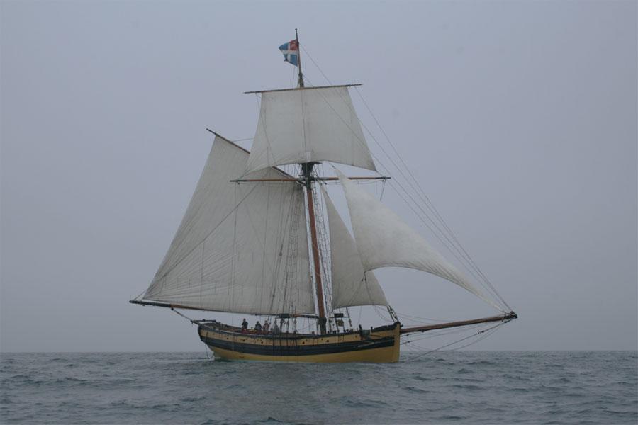 Le Renard, navire de Robert Surcouf