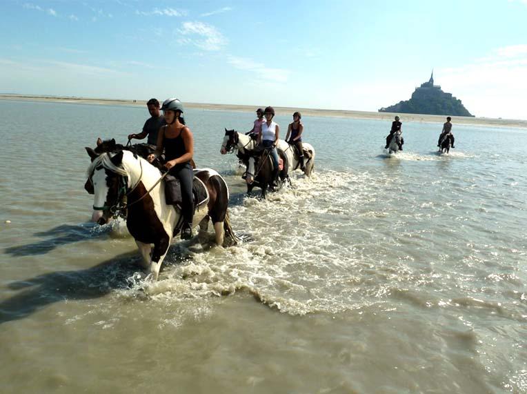 Randonnées equestres