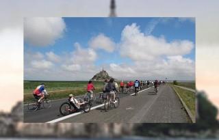 Saint-Michel à Vélo