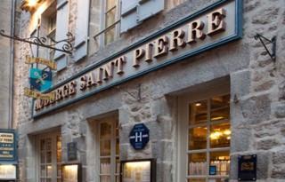 Façade Auberge Saint-Pierre