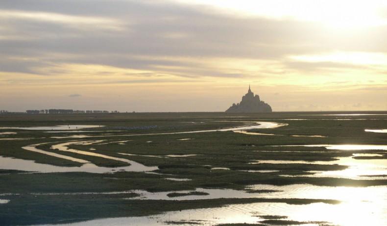 Baie du Mont-St-Michel