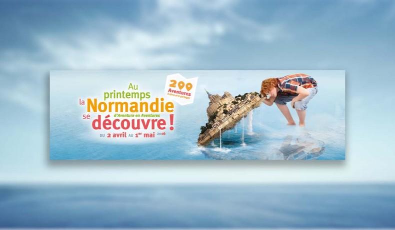 Printemps en Normandie